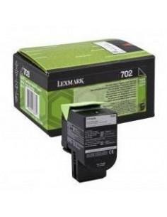 Cartus Toner Original Lexmark 70C20KE, Black, 1000 pagini
