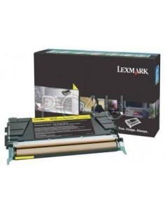 Cartus Toner Original Lexmark X746A3YG, Yellow, 7000 pagini