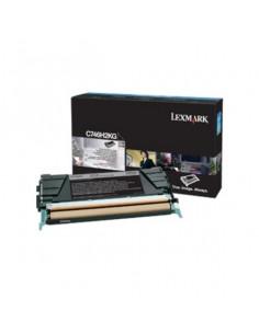 Cartus Toner Original Lexmark C746H3KG, Black, 12000 pagini
