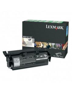Cartus Toner Original Lexmark X651A11E, Black, 7000 pagini