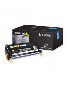 Cartus Toner Original Lexmark X560H2YG, Yellow, 10000 pagini