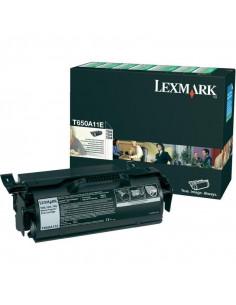 Cartus Toner Original Lexmark T650A11E, Black, 7000 pagini