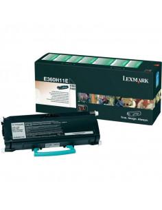 Cartus Toner Original Lexmark E360H11E, Black, 9000 pagini
