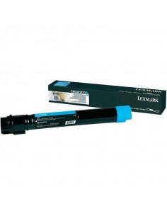 Cartus Toner Original Lexmark C950X2CG, Cyan, 22000 pagini