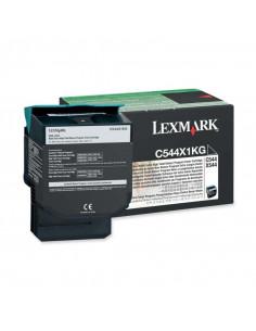 Cartus Toner Original Lexmark C544X1KG, Black, 6000 pagini