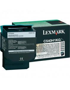 Cartus Toner Original Lexmark C540H1KG, Black, 2500 pagini