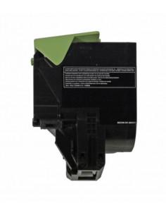 Cartus Toner Original Lexmark 80C0H10, Black, 4000 pagini
