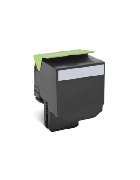 Cartus Toner Original Lexmark 80C2XK0, Black, 8000 pagini