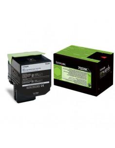 Cartus Toner Original Lexmark 70C2XK0, Black, 8000 pagini