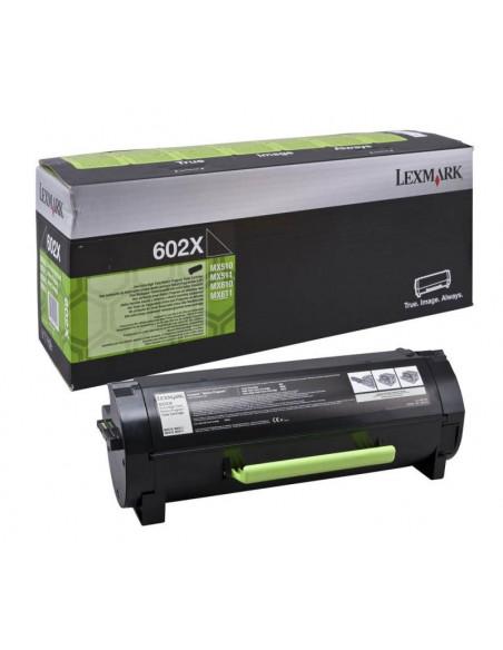 Cartus Toner Original Lexmark 60F2X00, Black, 20000 pagini