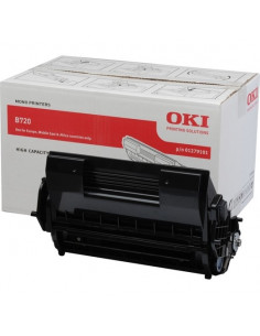 Cartus Toner Original Oki 01279101 Black, 20000 pagini