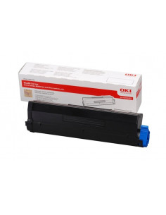 Cartus Toner Original Oki 43502002 Black, 7000 pagini