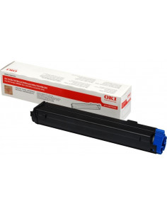 Cartus Toner Original Oki 43979102 Black, 3500 pagini