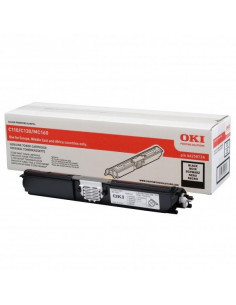Cartus Toner Original Oki 44250724 Black, 2500 pagini
