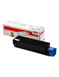 Cartus Toner Original Oki 44574702 Black, 3000 pagini