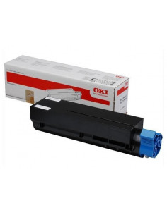 Cartus Toner Original Oki 44574802 Black, 7000 pagini