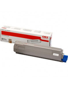 Cartus Toner Original Oki 44643002 Magenta, 7300 pagini