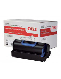 Cartus Toner Original Oki 45439002 Black, 36000 pagini