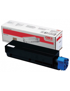 Cartus Toner Original Oki 45807106 Black, 7000 pagini