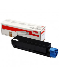 Cartus Toner Original Oki 45807111 Black, 12000 pagini