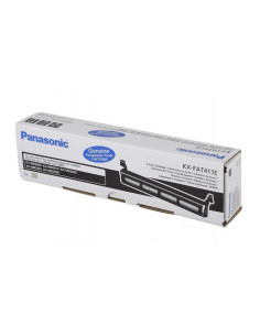 Cartus Toner Original Panasonic KX-FAT411E Black, 2000 pagini