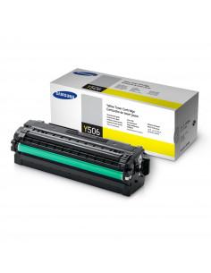 Cartus Toner Original Samsung CLT-Y506L/ELS Yellow, 3500 pagini