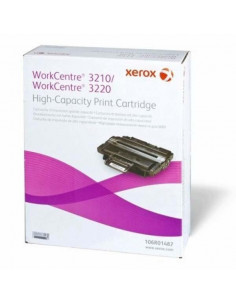 Cartus Toner Original Xerox 106R01487 Black, 4100 pagini
