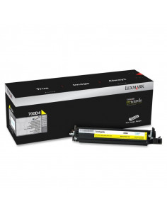 Unitate Imagine Originala Lexmark 70C0D40, Yellow
