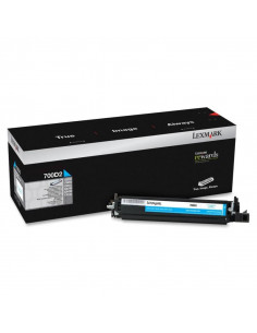 Unitate Imagine Originala Lexmark 70C0D20, Cyan