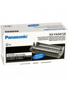 Unitate Imagine Originala Panasonic KX-FAD412E Black, 6000 pagini
