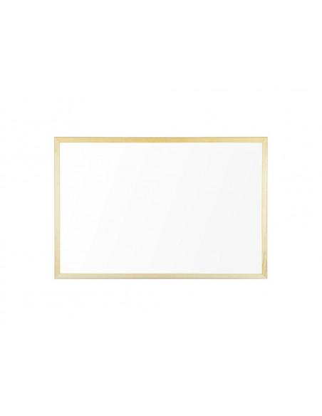 Whiteboard Cu Rama Din Lemn 60 X 40 Cm Bi-Silque