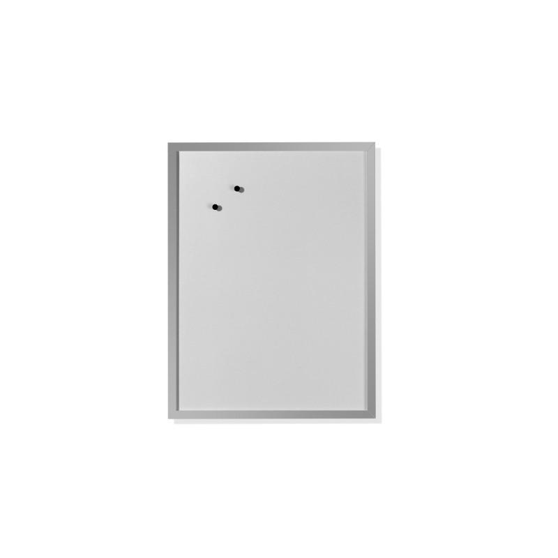 Whiteboard Magnetic Cu Rama Lemn 40Cmx60Cm Herlitz