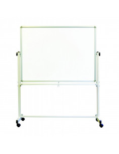 Whiteboard Mobil Magnetic Basic Memoboards 90 X 120 Cm