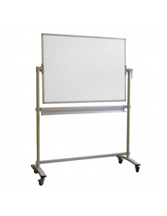 Whiteboard Mobil Magnetic Standard Memoboards 100 X 150 Cm