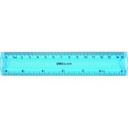Rigla Deli Flexibila Deli Color, 15 cm