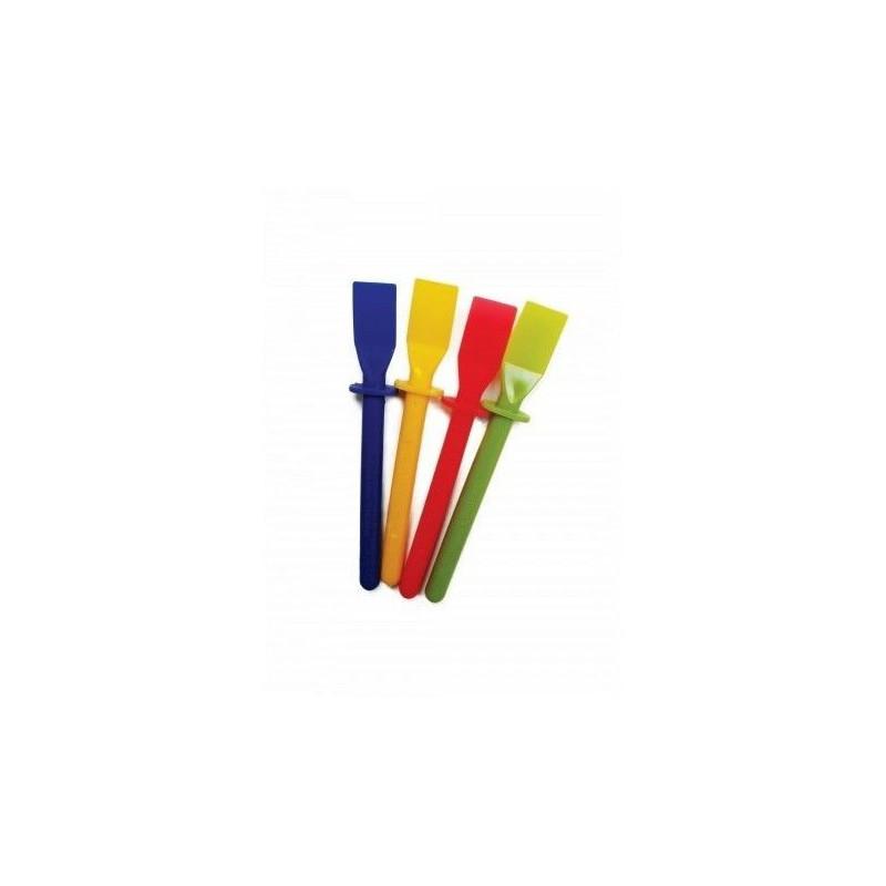Paleta lipici, set 4 buc