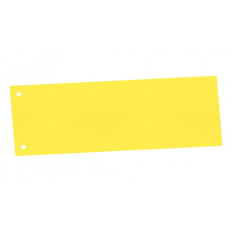 Separatoare Carton 105X240 Mm Galben