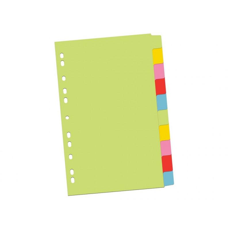 Index Din Carton 10 Buc