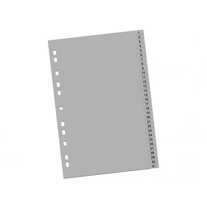 Index Din Plastic 1-31
