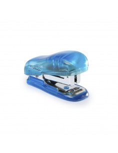 Capsator Rapesco Bug Mini24/6, 26/6 12 Coli, Albastru