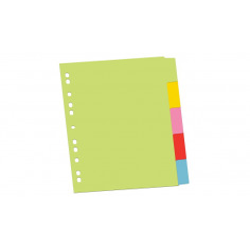Index Din Carton 5 Buc