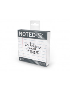 Cub Notes Cu Mesaje Fred Noted Coasters