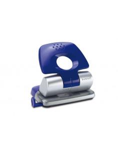 Perforator metalic Rapesco, 20 coli Albastru