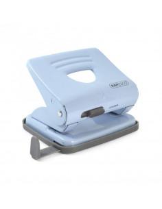 Perforator metalic 825 Rapesco, 25 coli Bleu
