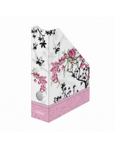 Suport Dosare Carton A4 Motiv Ladylike Bloom