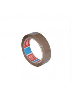 Banda Adeziva Acril Tesa 66 M X 25 Mm - Transparent