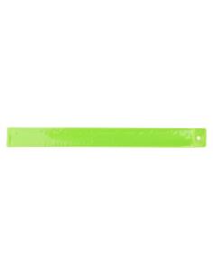 Bandă reflectorizantă, flexibilă, Galben Neon