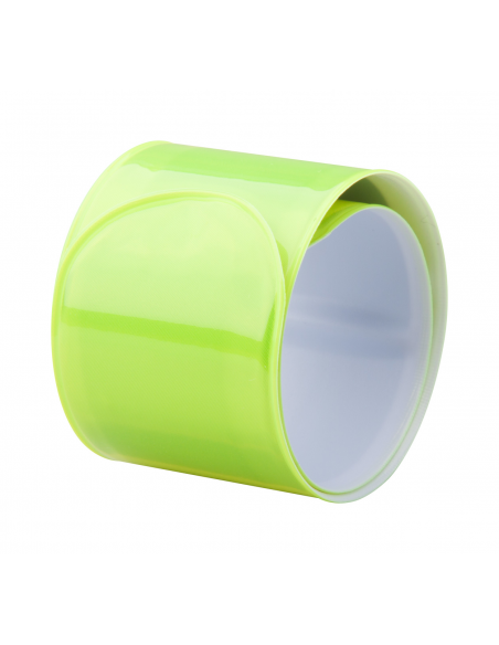 Bandă reflectorizantă, flexibilă, Galbena