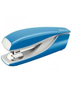 Capsator 5502 Leitz 24/6 30 coli Albastru Deschis