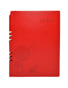 Set Agenda A5 100 file, Calculator, Pix, Textmarker